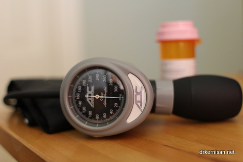 What The New Blood Pressure Guidelines Mean For Older Adults