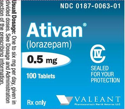 ativan dosage for insomnia