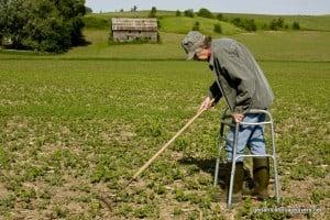 Aging Farmer