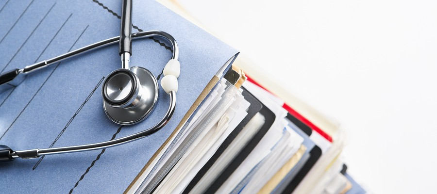 Personal health information to bring to a new doctor