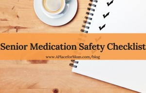 Medication Safety Checklist