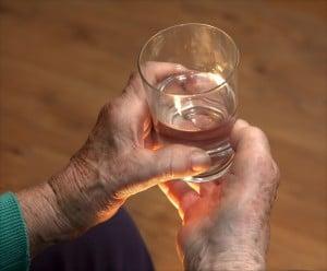 preventing dehydration in elderly