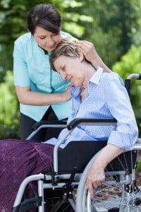 hospice in Alzheimer's dementia