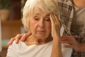 elderly flu symptoms